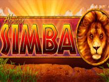 Автоматы на деньги African Simba без смс