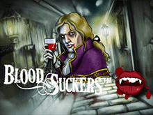 Автоматы на деньги Blood Suckers без смс