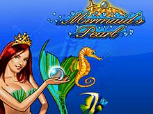 Автоматы на деньги Mermaid's Pearl онлайн
