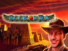 Играть на деньги в аппарат Book of Ra Deluxe