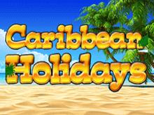 Вулкан бездепозитный бонус в автомате Caribbean Holidays