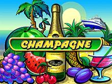 Играть на деньги в автомат Champagne