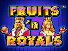 Автоматы на деньги - Fruits and Royals