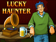Вулкан бонус в автомате Lucky Haunter