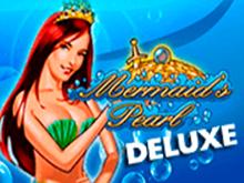 Играть на деньги в автомат Mermaid's Pearl Deluxe