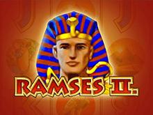 Автоматы игровые в Вулкан - Ramses II