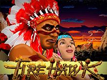 Слот Fire Hawk на официальном зеркале Vulcan