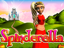 Spinderella на популярном сайте Вулкан 24