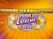 Wheel Of Fortune: Triple Extreme Spin с необычными правилами